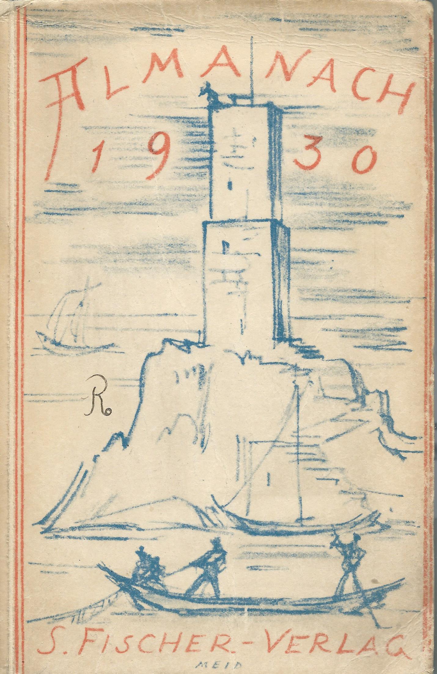 Fischer Almanach 1930