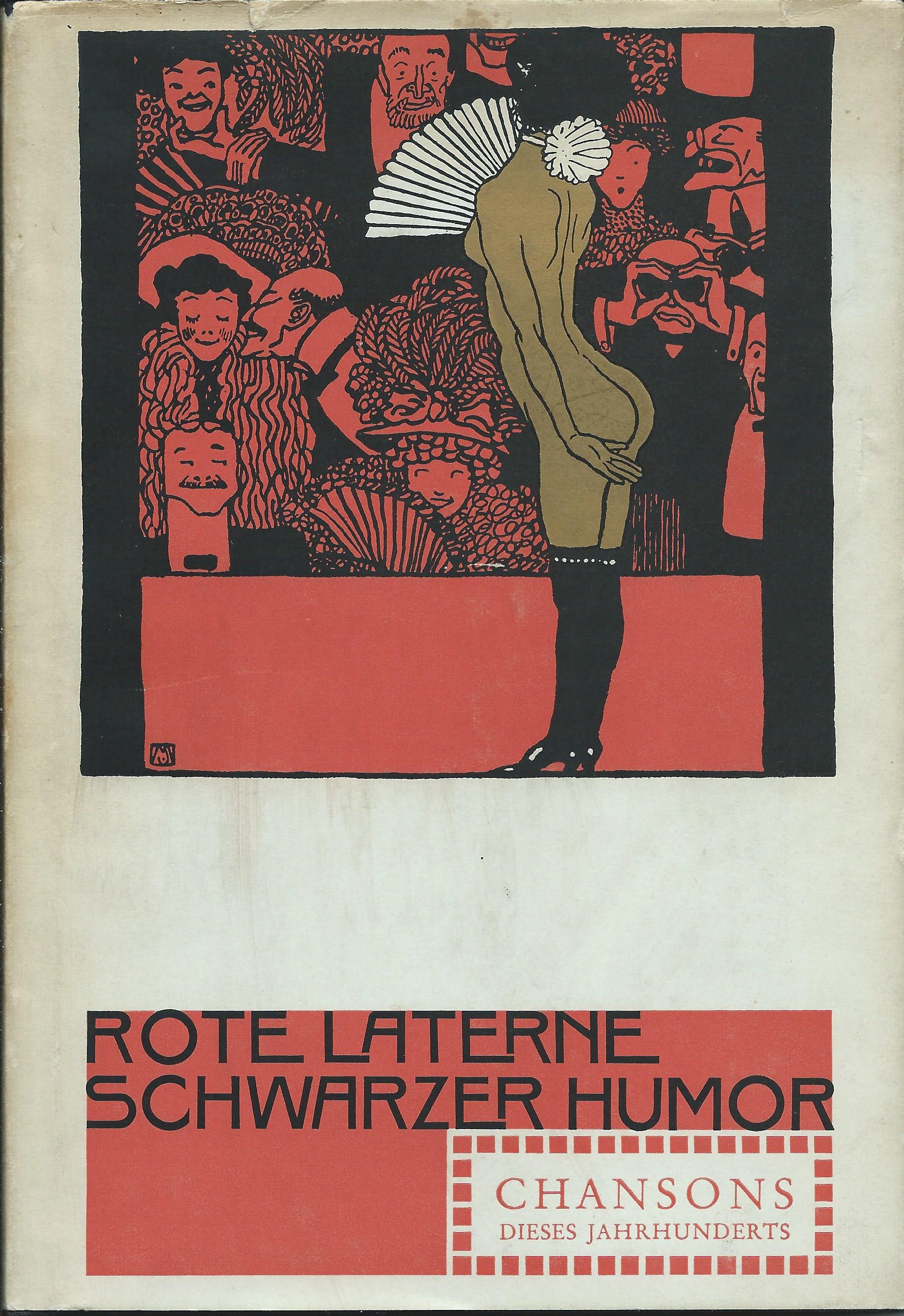 Elisabeth Pablé (Hg.): Rote Laterne Schwarzer Humor