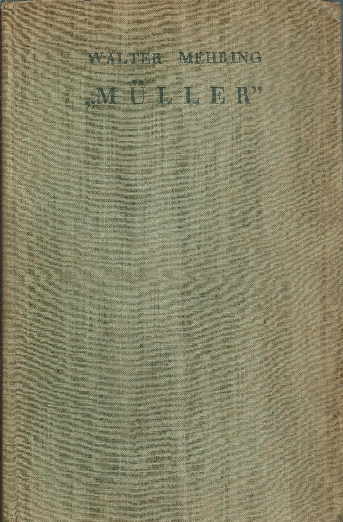 Müller - Chronik einer deutschen Sippe (1935)