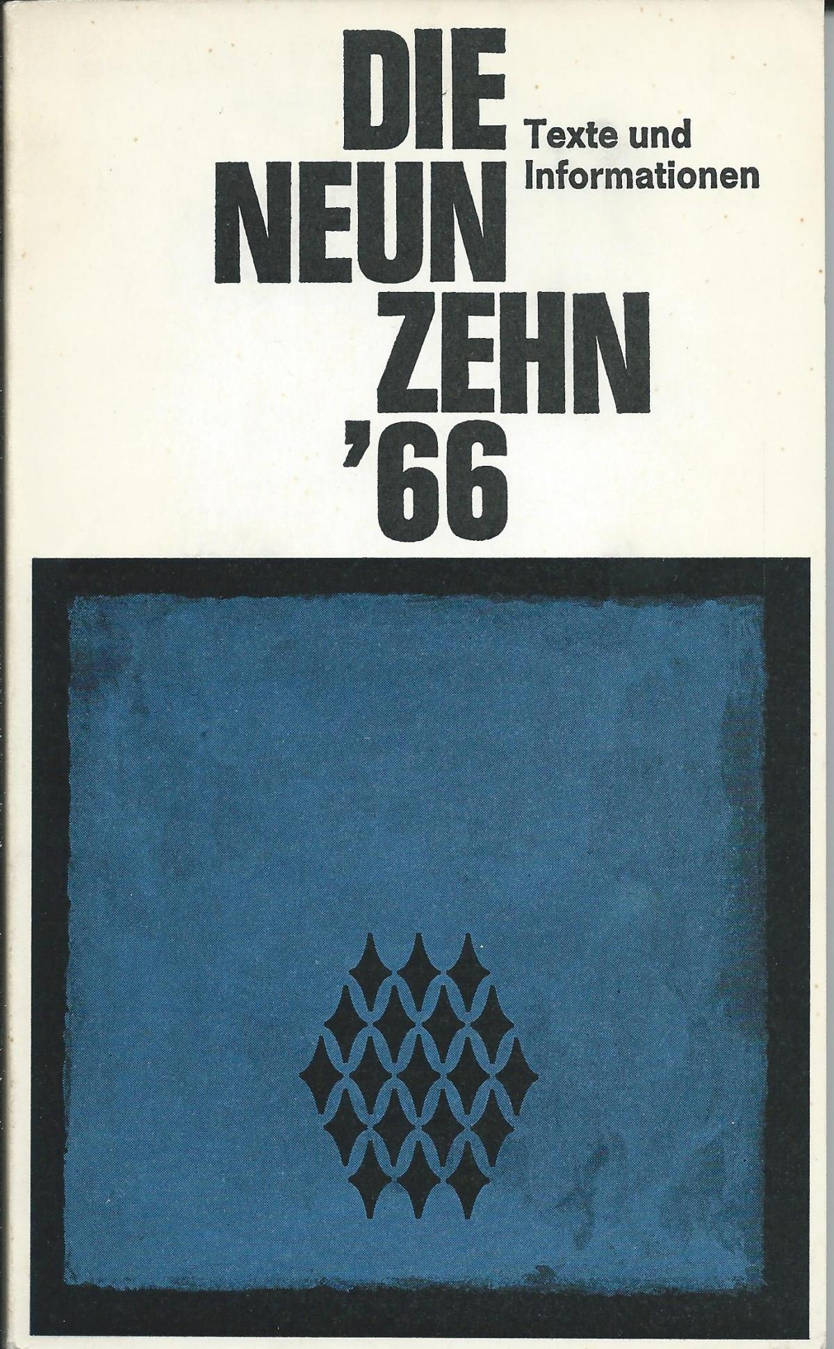Die Neunzehn \'66