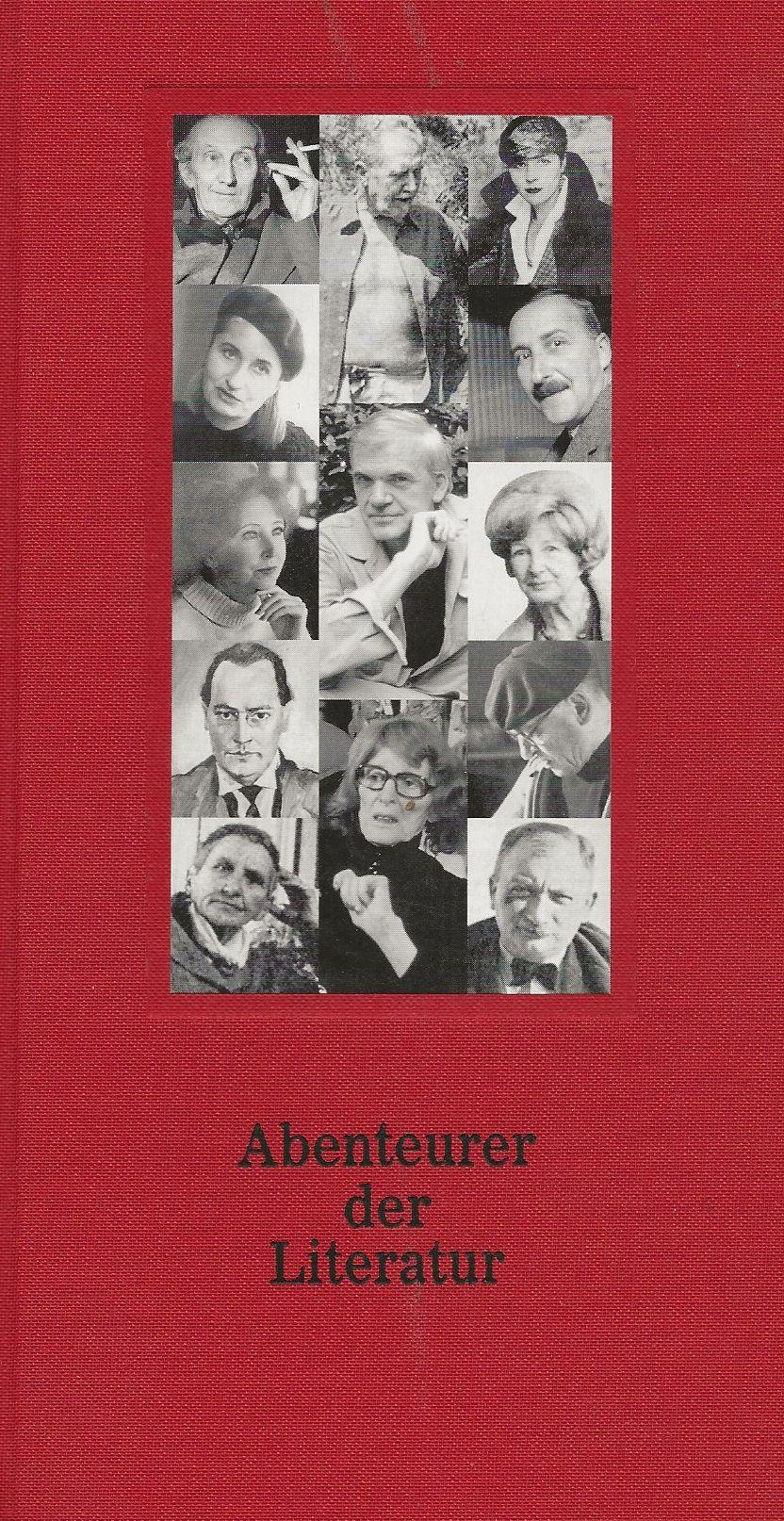 Helmut-Maria Glogger: Abenteuer der Literatur