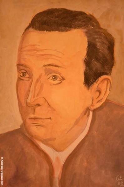 Helmut Hahn: Walter Mehring