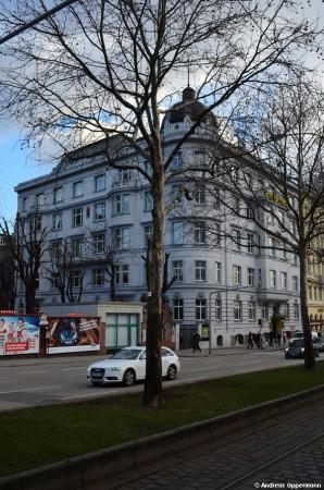 Hotel Fürstenhof in Wien
